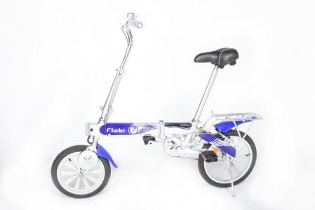 Flebi összecsukható elektromos kerékpár