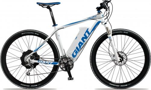 Giant Talon elektromos kerékpár