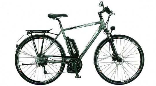 Kreidler Vitality Select 2013 elektromos kerékpár