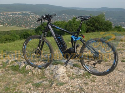 Haibike elektromos kerékpár