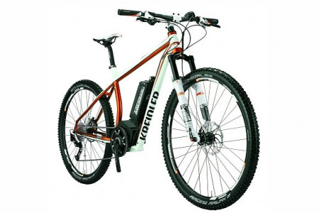 Kreidler Dice 2013 elektromos kerékpár