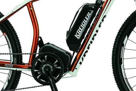 Kreidler VItality Dice elektromos kerékpár motor