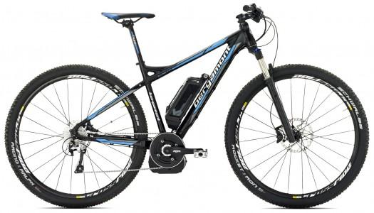 Bergamont E-Line C29 elektromos kerékpár