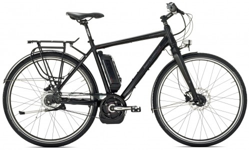 Bergamont_E-Line elektromos kerékpár