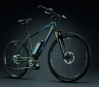 Ghost EHybride Cross elektromos kerékpár