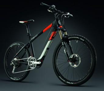 Ghost EHybride Trail elektromos kerékpár