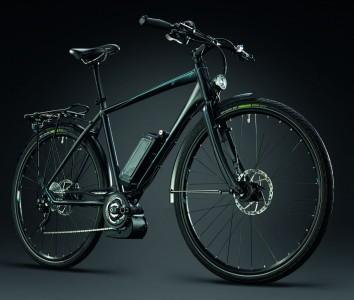 GhostEHybrideTrekking elektromos kerékpár