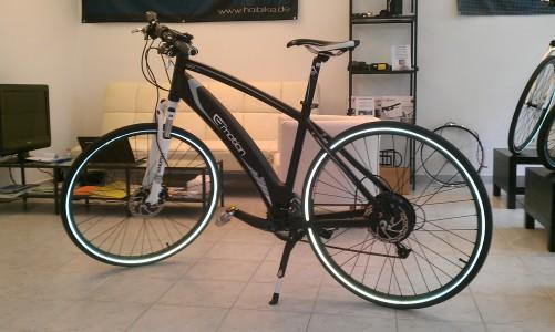 BH Neo Cross elektromos kerékpár