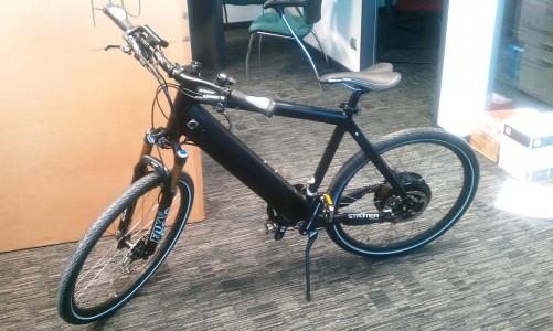 Stromer elektromos kerékpár
