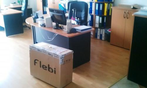Flebi elektromos kerékpár doboz