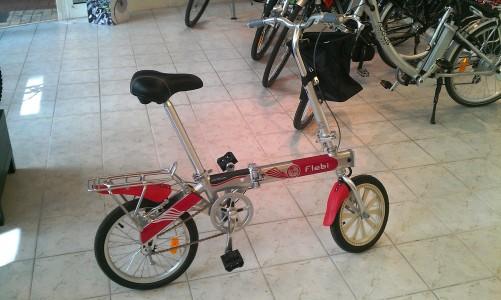 Flebi elektromos kerékpár