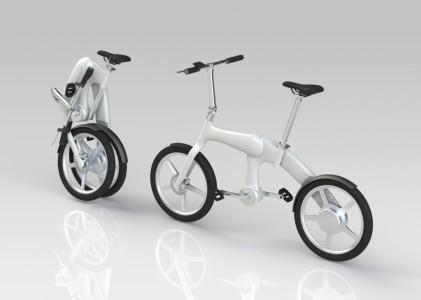 MandoFootloose elektromos kerékpár