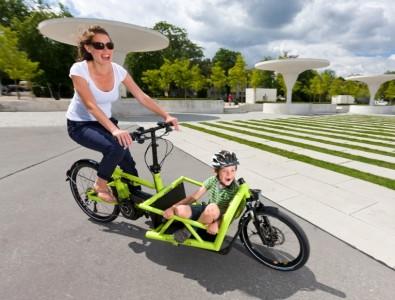 Riese und Müller Load elektromos kerékpár