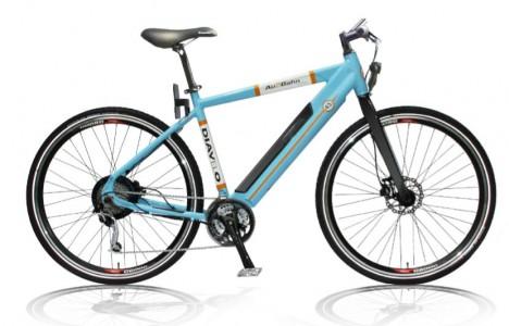 diavelo Au2Bahn elektromos kerékpár Protanium hajtással