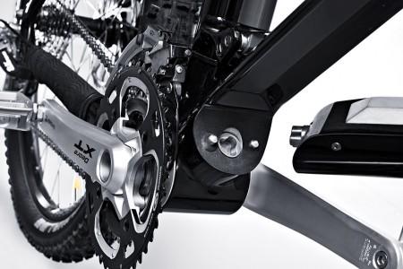 evation elektromos kerékpár rendszer