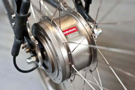 SRAM elektromos kerékpár hajtás