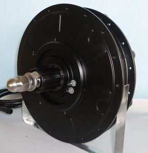 BIFS elektromos kerékpár motor oldalról