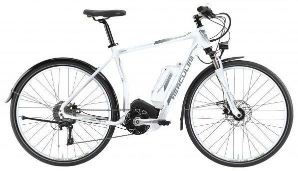 Hercules Robert 10 CR Street elektromos kerékpár