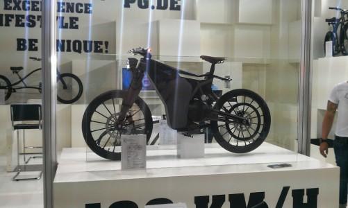 PG Bikes Blacktrail 2 elektromos kerékpár