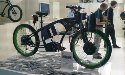 PG Bikes BlackBlock 2 elektromos kerékpár összkerékhajtással