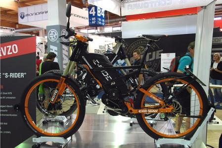 conway-s-rider elektromos kerékpár