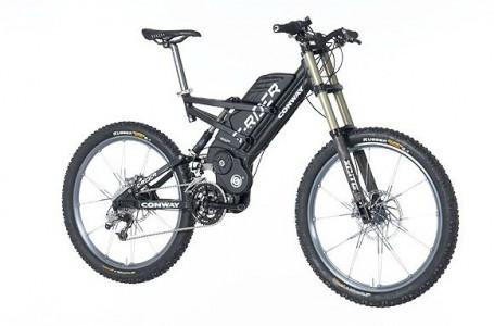 Conway E-rider elektromos kerékpár