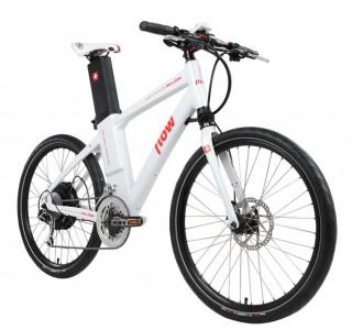 flow elektromos kerékpár oldalról