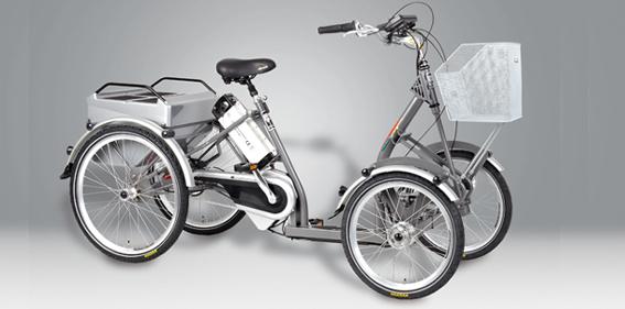 pfiff_prato négykerekű elektromos kerékpár