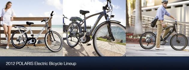 polaris elektromos kerékpárok
