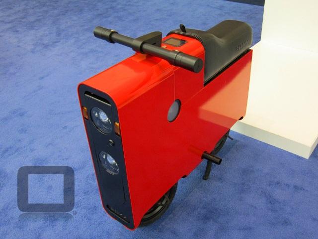 BOXX elektromos robogo