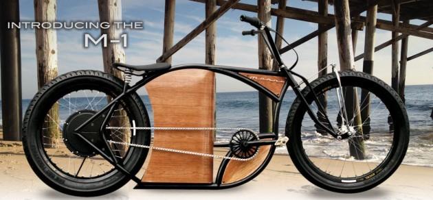 Marrs M1 elektromos kerékpár