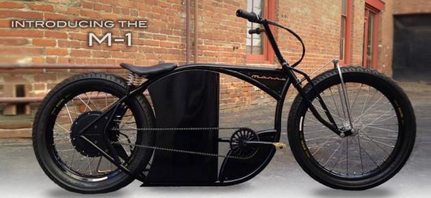 Marrs Cycles M1 elektromos kerékpár