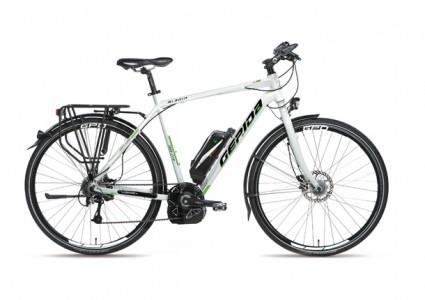 Gepida Alboin CRS elektromos kerékpár