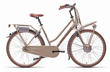 Gepida Reptilla Cargo elektromos kerékpár