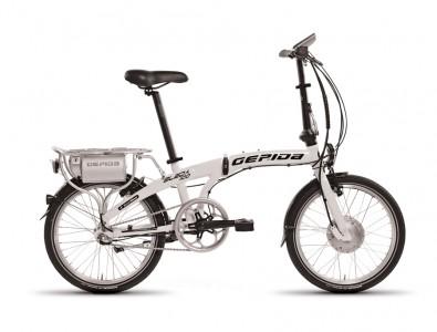 Gepida Bleda elektromos kerékpár