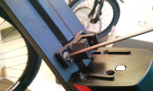 BH elektromos kerékpár szerelés