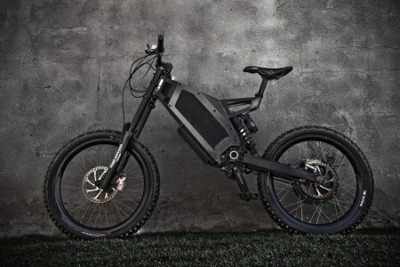 stealthbomber elektromos kerékpár