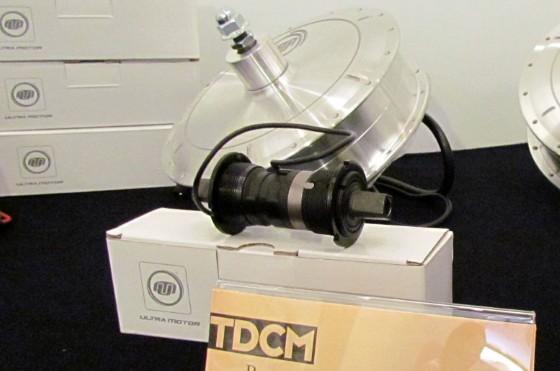 TDCM agyváltós elektromos kerékpár motor
