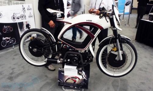 hybrid-bike elektromos kerekpar