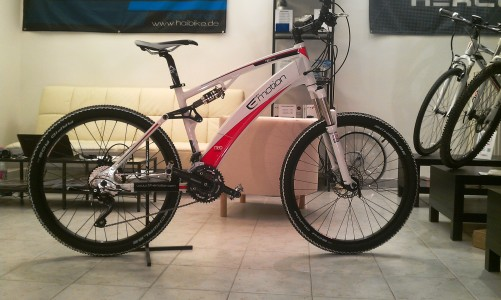 Neo Jumper elektromos kerékpár