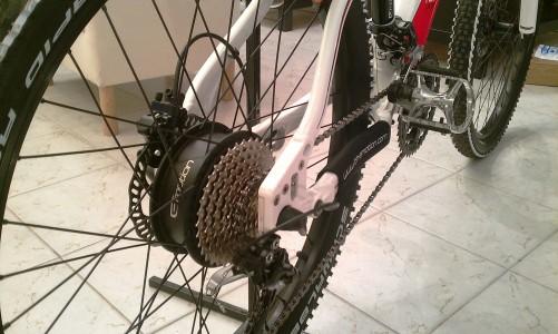 BH Jumper elektromos kerékpár