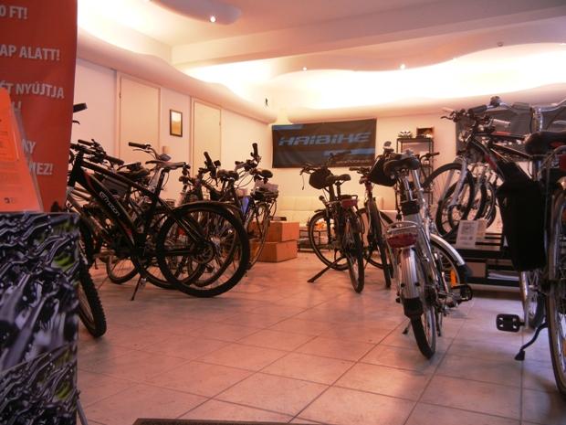 elektromos kerékpár bolt