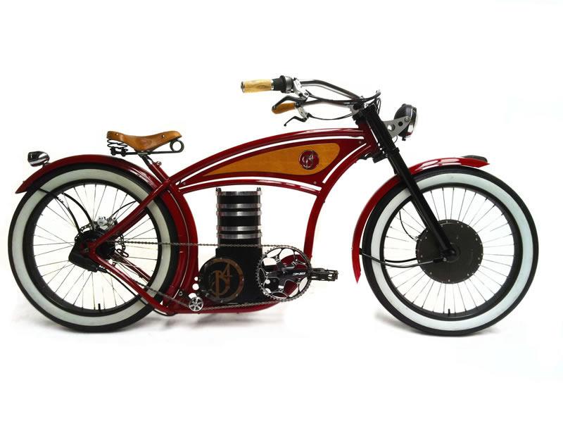 B4-cruizer01 elektromos kerékpár