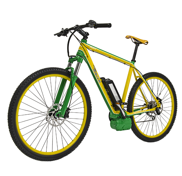 E-Bike-R004_01 elektromos kerékpár