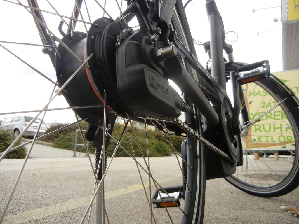 KTM_NuVinci elektromos kerékpár