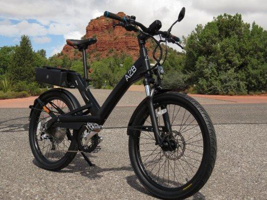 A2B elektromos kerékpár