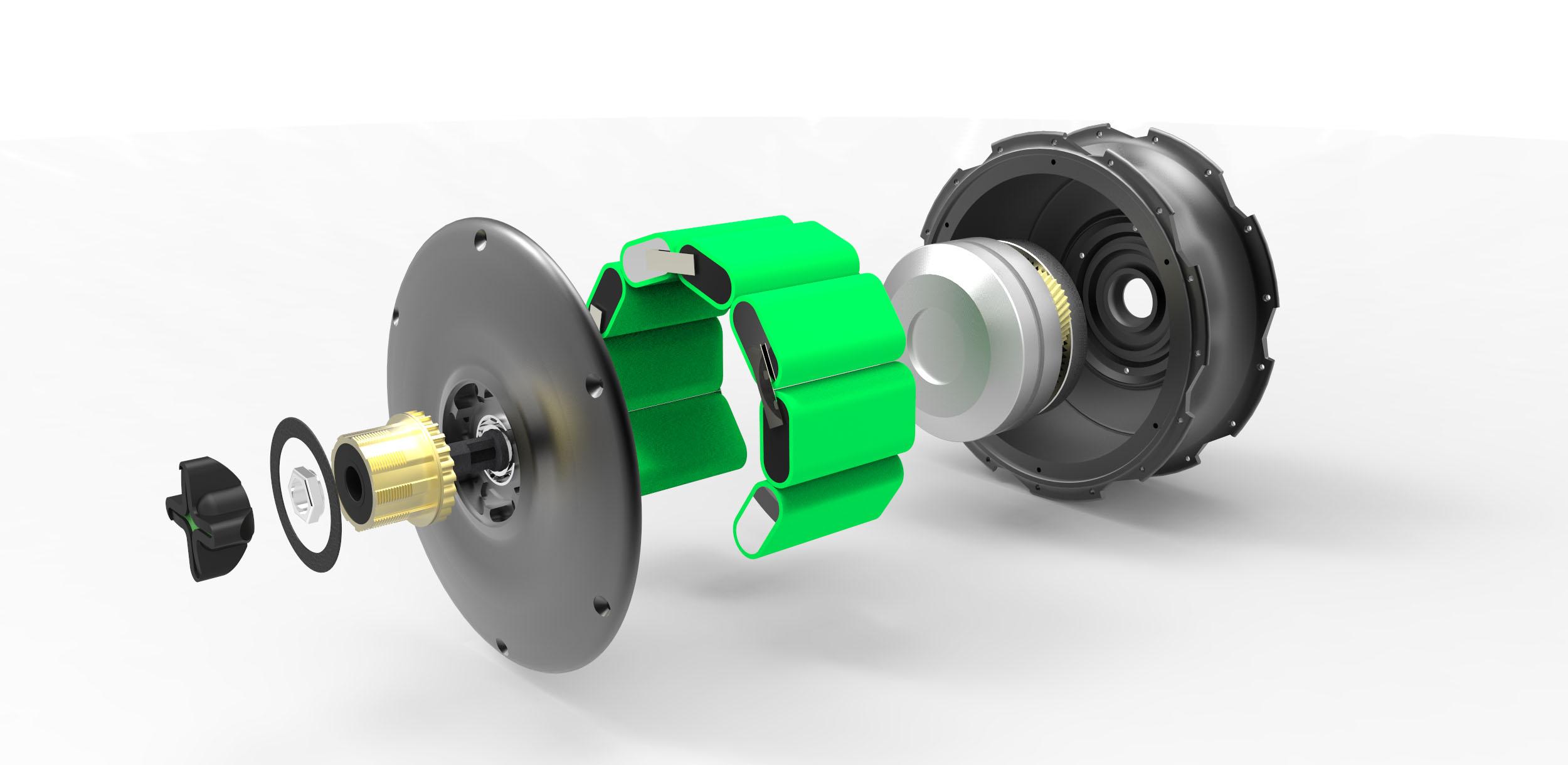 zehus_02 ebike motor
